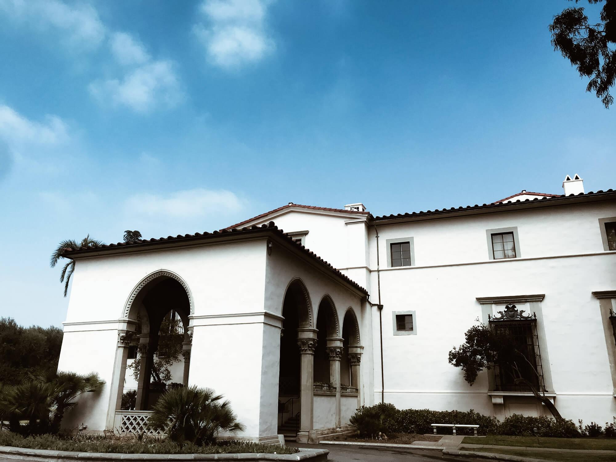 Caltech - Athenaeum