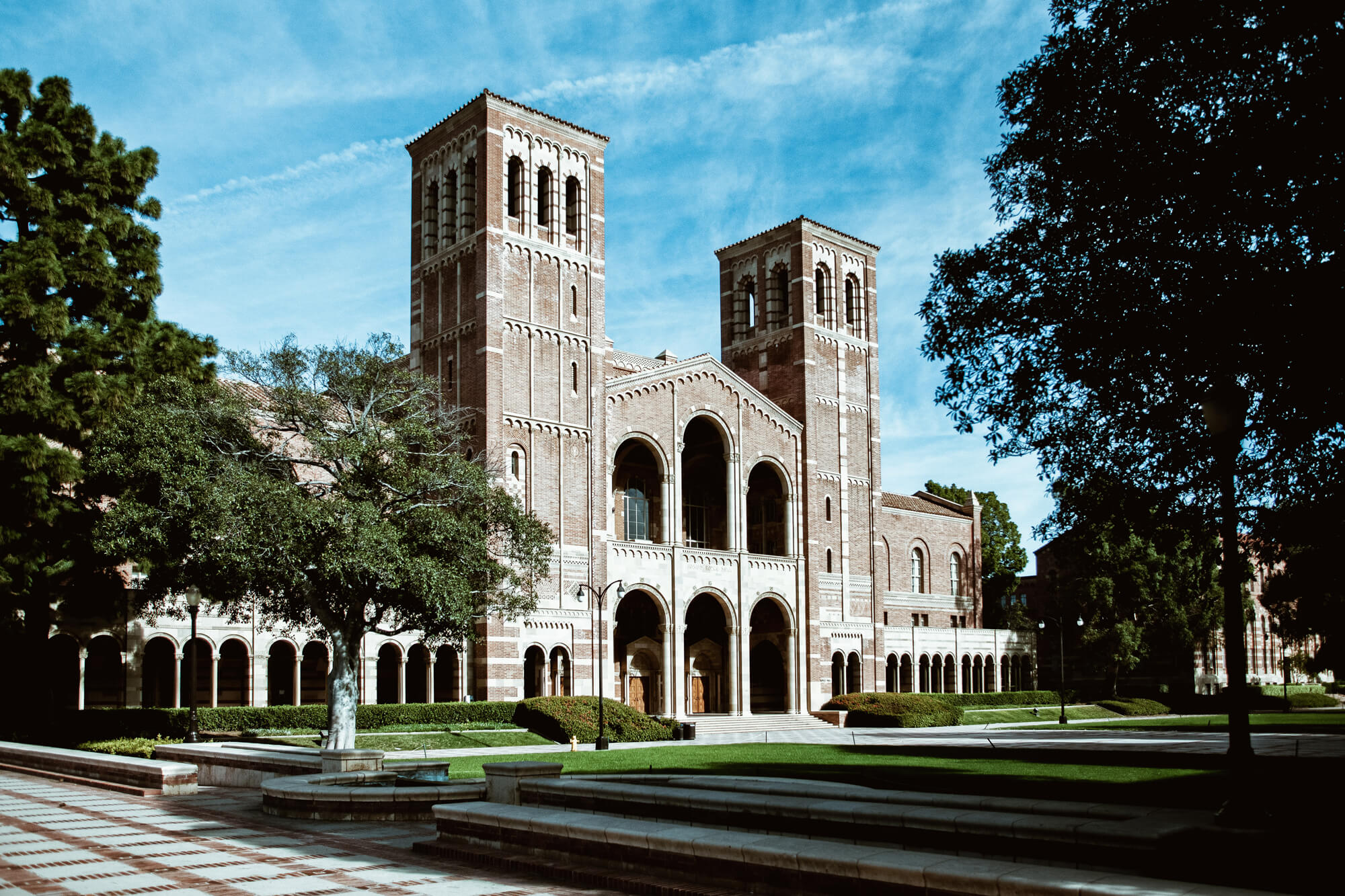 UCLA-Royce Hall