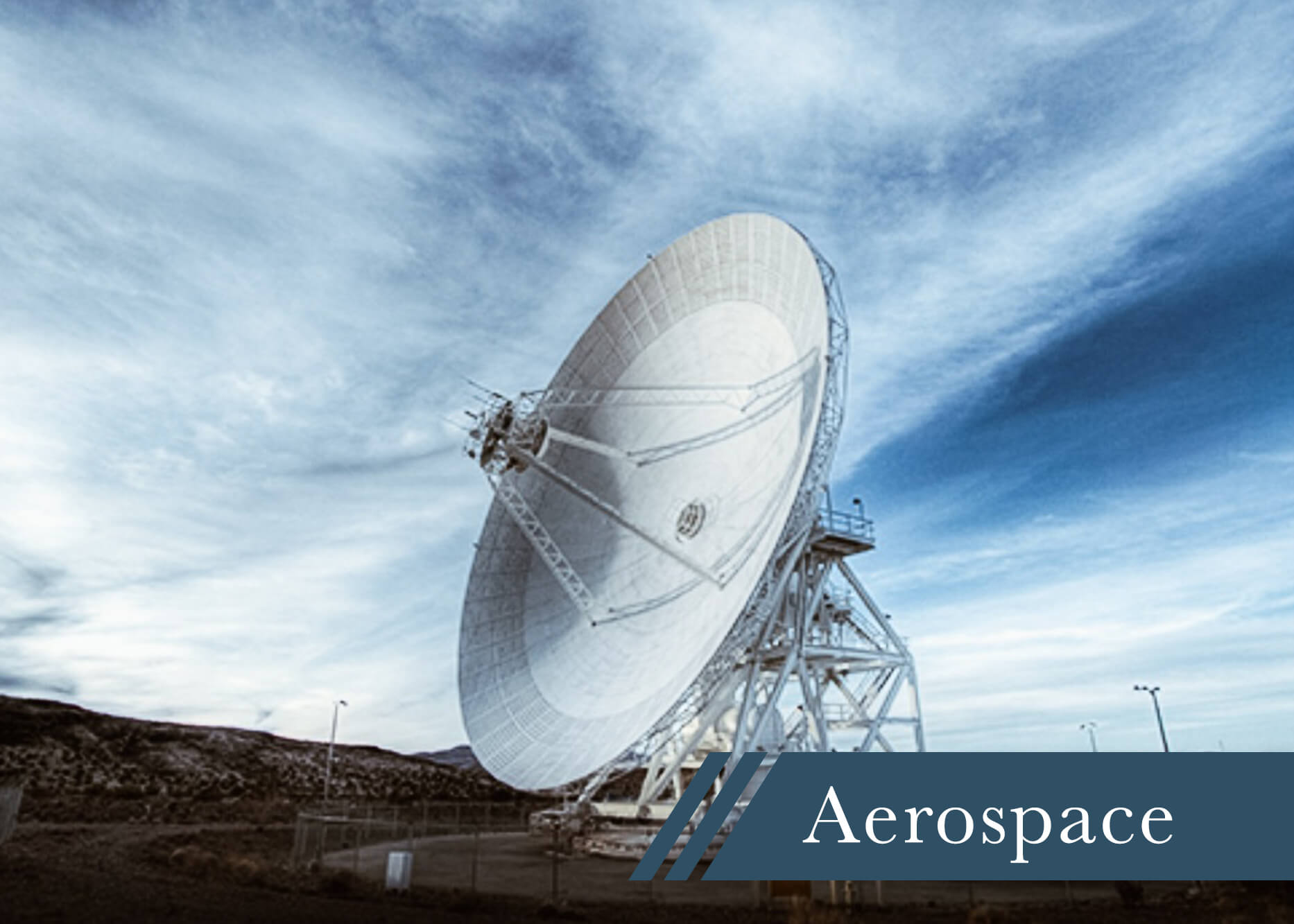 our experience aerospace